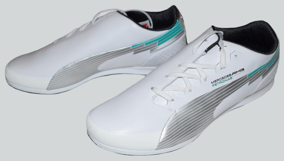 Puma Kite Mens Sneakers Schuhe Weiß & Grün : Puma:Herren